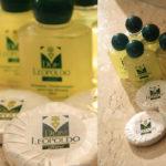 Foto de itens presentes nas acomodações do Hotel Dom Leopoldo